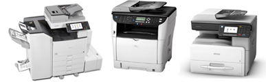Ricoh Multifunction Copiers
