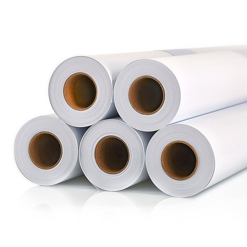 Matt Coated Inkjet Paper Rolls 120gsm to 180gsm