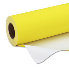Fluorescent Yellow Inkjet Poster Paper - 95gsm