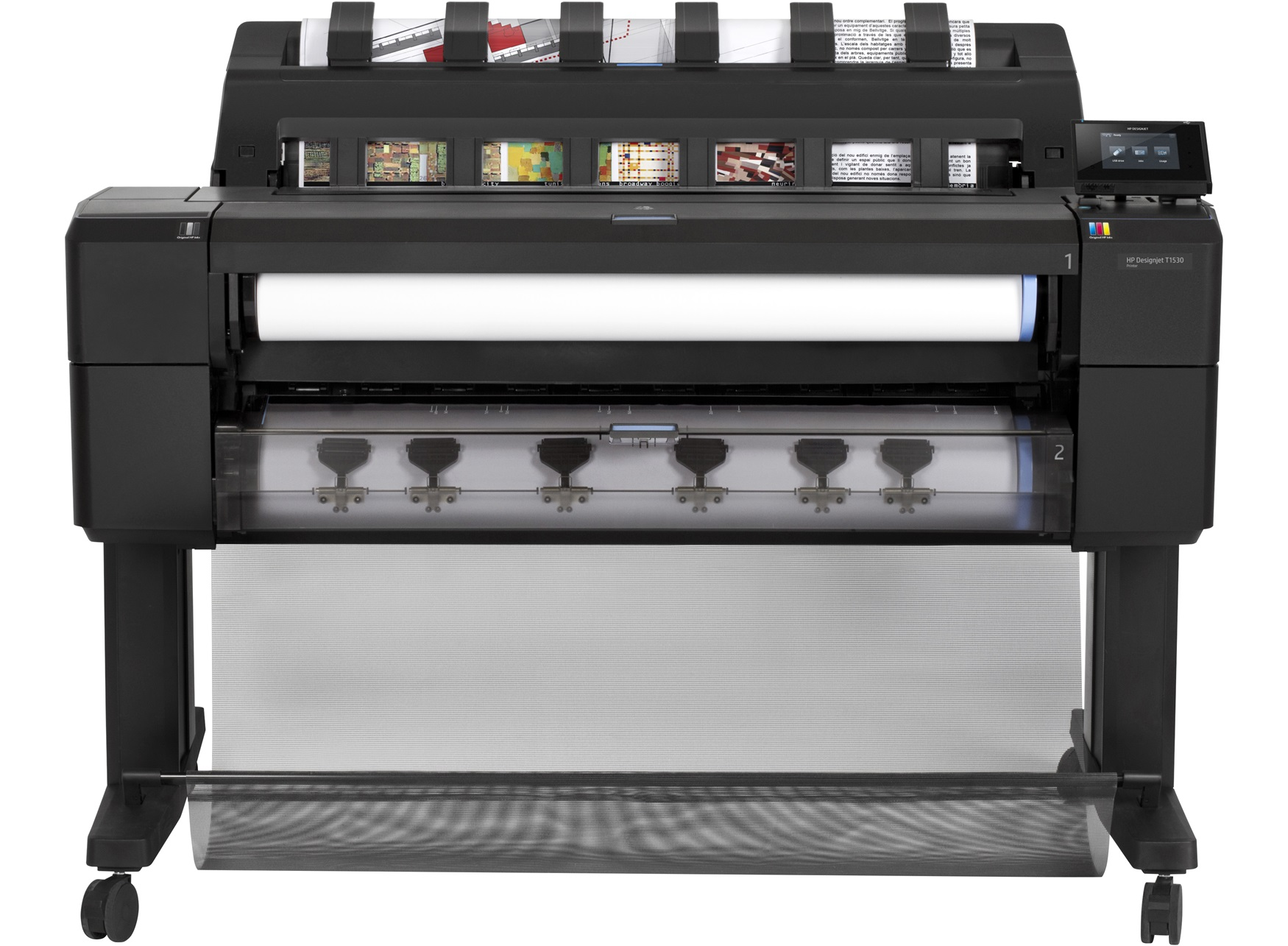 HP DesignJet T1530 E-Printer 36