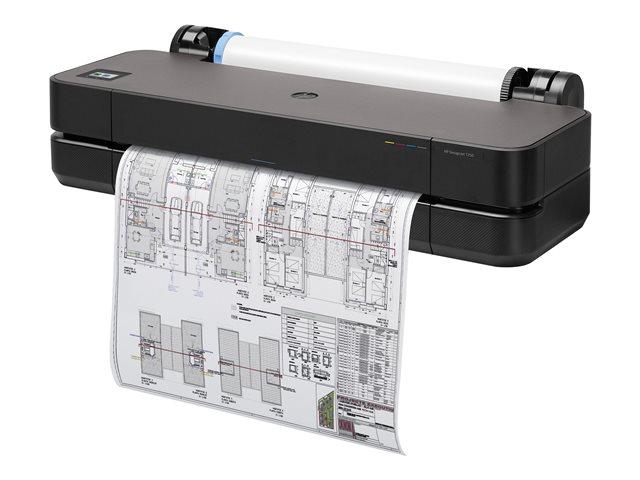 HP DesignJet T250 24-in Printer In Stock