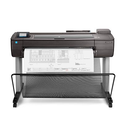 Featured - HP Designjet T730 E-Printer - 36