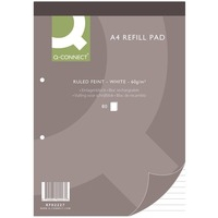 Refill Pad A4 Ruled Feint & Punched